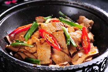 鲍鱼菇片_16293号菜图列表 独一味-私房菜菜谱 独一味-私房菜菜单